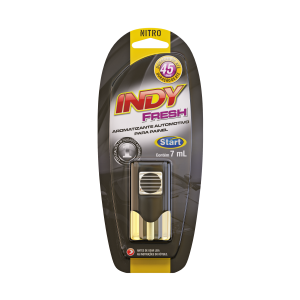 AROMATIZANTE AUTOMOTIVO INDY NITRO - 7ml