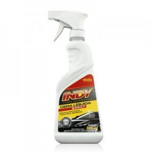 CERA LÍQUIDA SPRAY INDY - 500ml